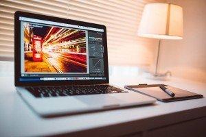 laptop technical web design